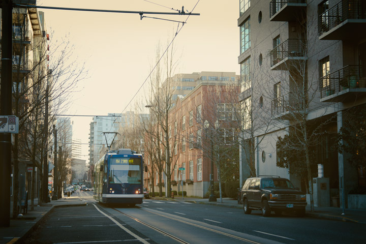 pearl district
